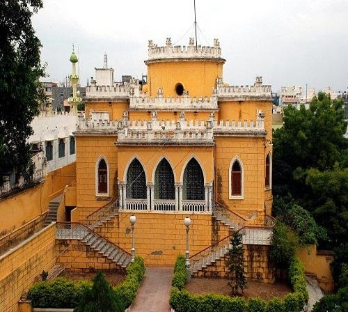 Palaces Of Hyderabad - screenshot