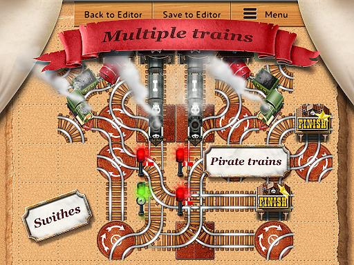玩免費解謎APP|下載Rail Maze 2 : Train puzzler app不用錢|硬是要APP