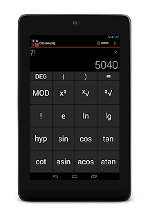 CalculatorNg - Calculator Screenshot 12