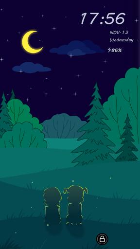 Fairy Night Live Locker Theme
