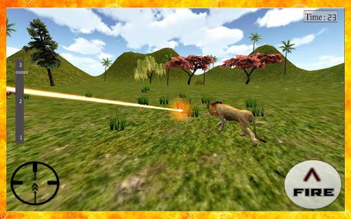 動物殺手:狙擊手