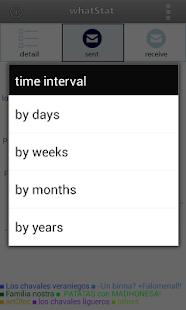 Whatstat FREE (for whatsapp) - screenshot thumbnail