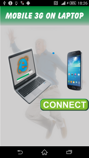 3G Hotspot Tethering