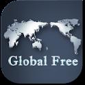 글로벌프리(Global-Free)무료국제전화 logo