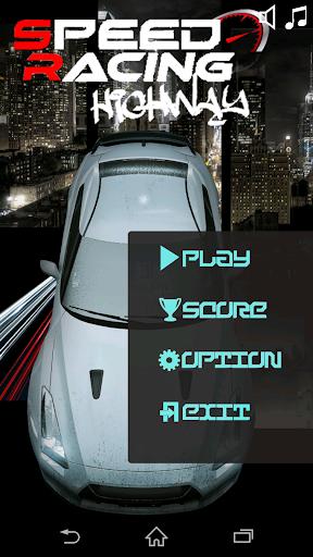 Highway Speed Racing