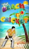 Screenshot of The Beach Cricket