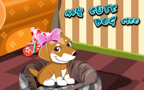 My Cute Dog - 儿童游戏
