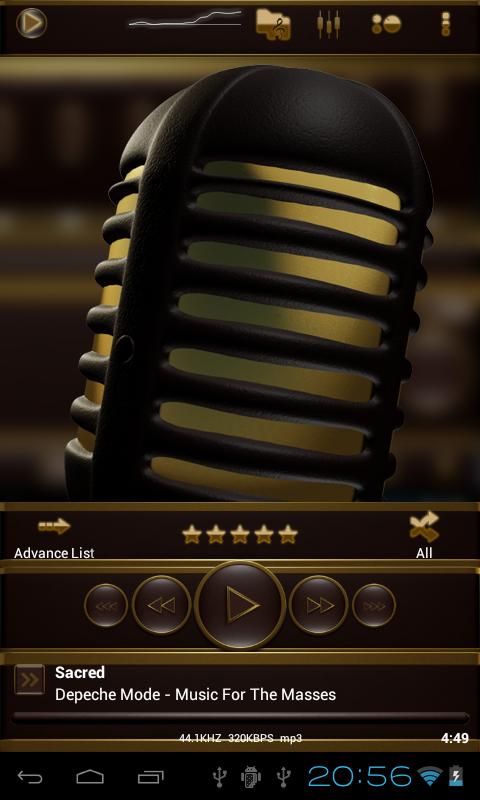 经典后皮肤 screenshot