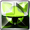 lime snake Next Launcher Theme icon