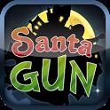 Santa Gun icon