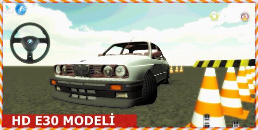 Bmw E30 Drift Oyunu