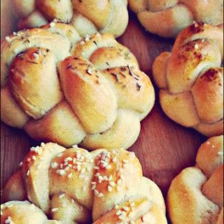 Ricotta Bread Rolls.