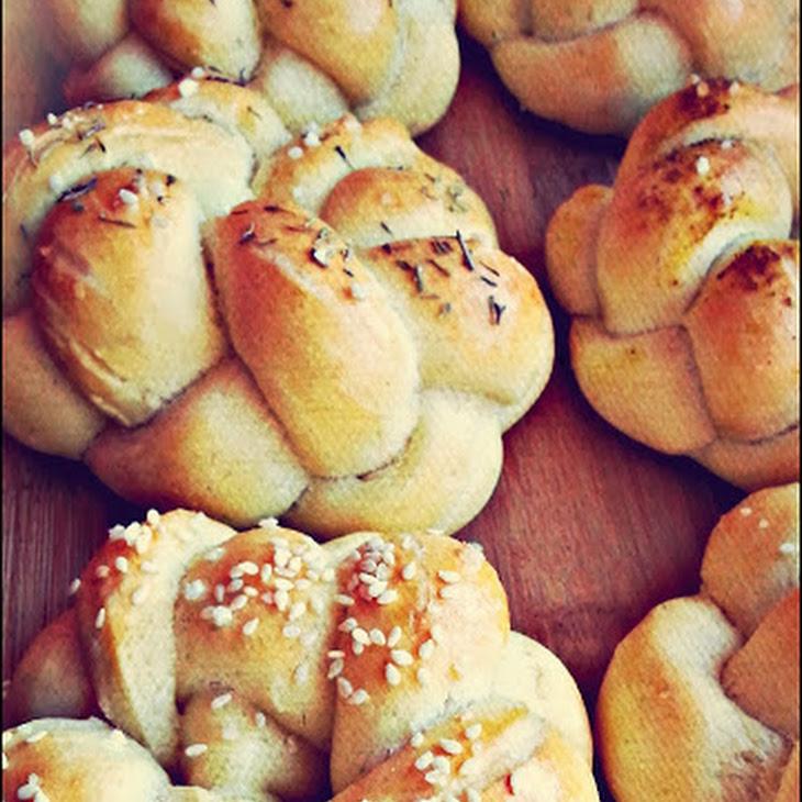 Ricotta Bread Rolls