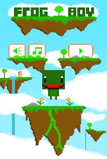 Frog Boy screenshot