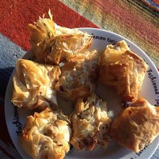 Crabby Cliff's Mushroom Puffs