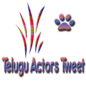 Telugu Actors Tweets