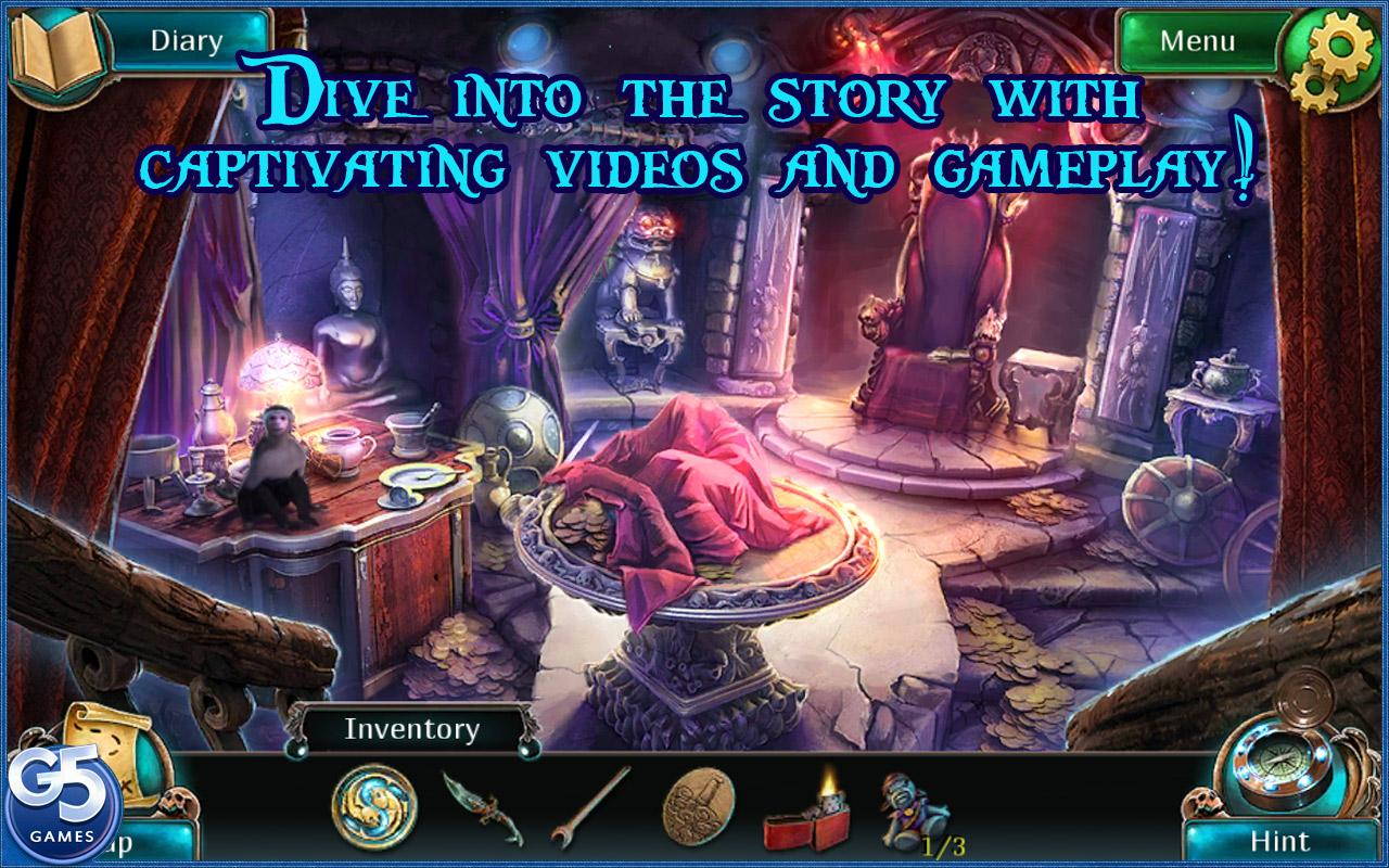 Nightmares from the Deep® 2 screenshot #5