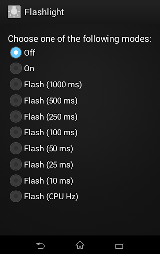 Flashlight Pro Free