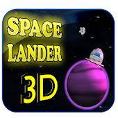 Space Lander 3D