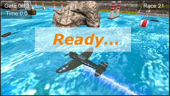 Air Race Flight