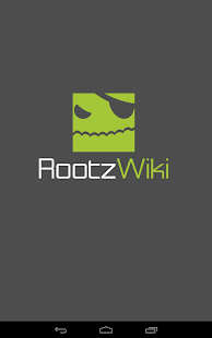 RootzWiki - screenshot thumbnail