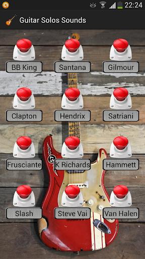 Bests Guitar Solos Soundboard