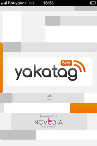 Yakatag - screenshot