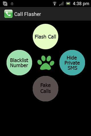 Call Flasher