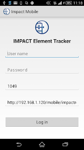 IMPACT Element Tracker 14- screenshot thumbnail