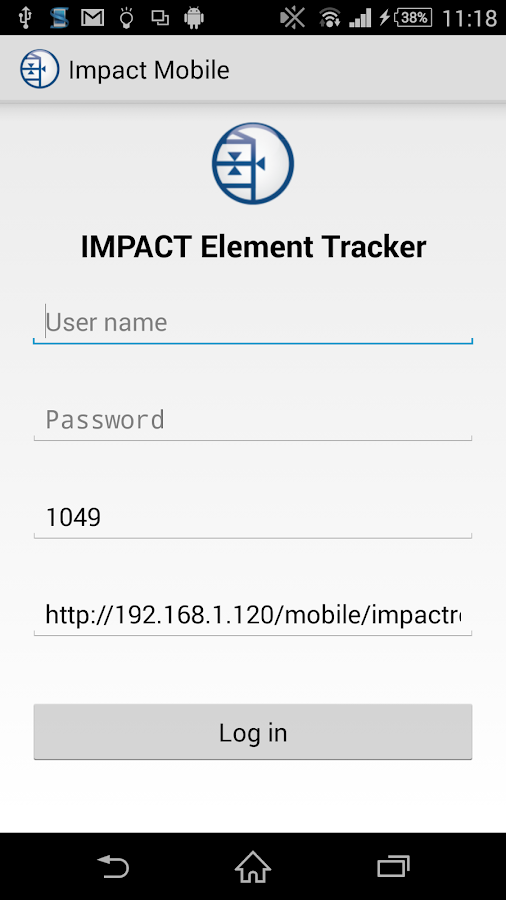 IMPACT Element Tracker 14- screenshot