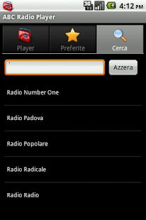 ABC Radio Player- screenshot thumbnail