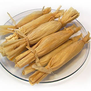 Easy Vegan Tamales.
