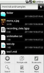 NeoFiler Free- screenshot thumbnail