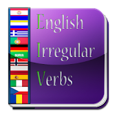 English Irregular Verbs - Offline & Any Language
