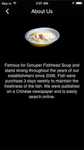 Fresh Fish Soup