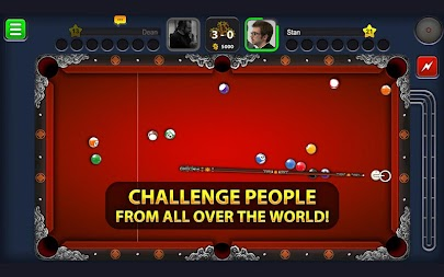 8 Ball Pool APK screenshot thumbnail 2