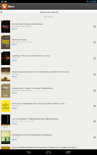 Vyrso: Christian Ebooks- screenshot thumbnail