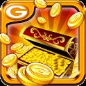 Coin Drop AQUA Dozer Games logo