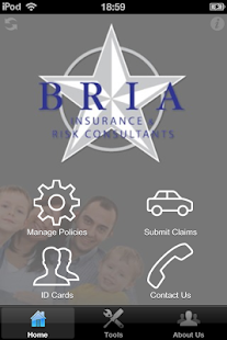 BRIA Insurance- screenshot thumbnail