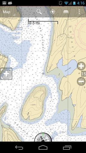 BackCountry Navigator PRO GPS v4.9.0 APK