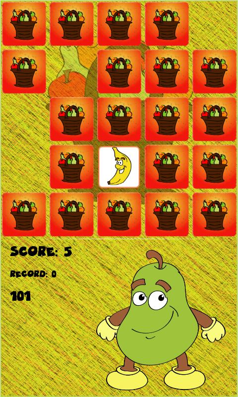 Memory Card Game for Kids- screenshot