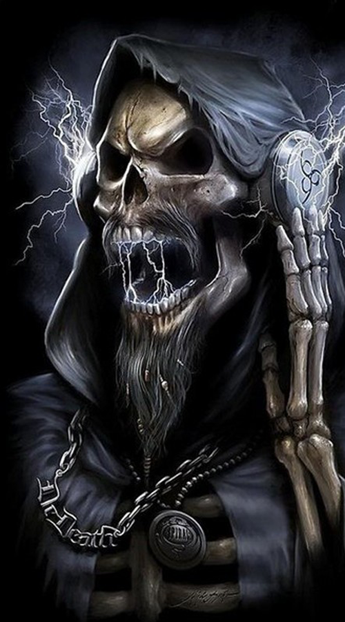 Skulls Wallpapers Android Apps On Google Play