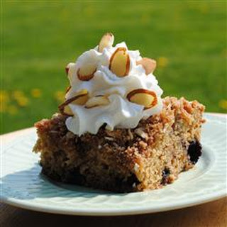 Huckleberry Cake.