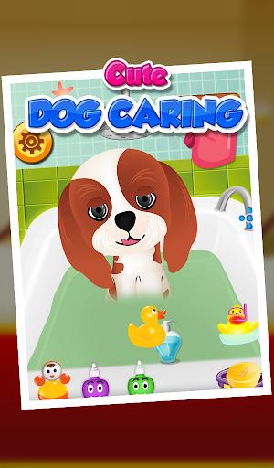 可爱的小狗照顾4 - 儿童游戏
