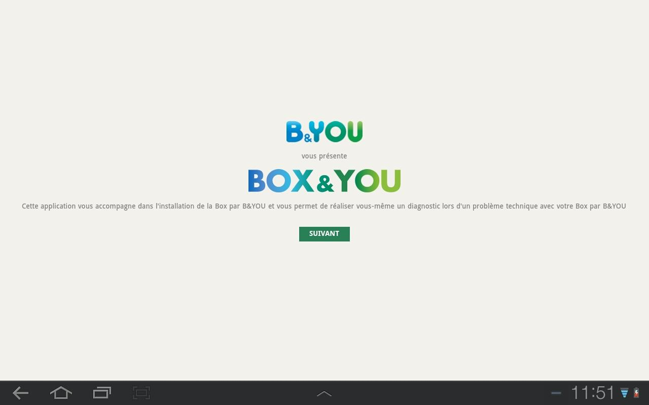 Box & YOU - screenshot