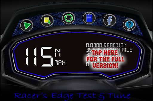 Racer's Edge Test Tune Free