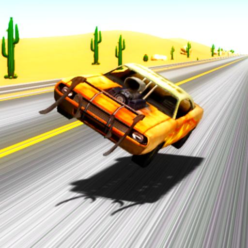 赛车游戏3D LOGO-APP點子