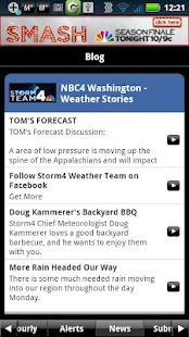 NBC4 Weather - screenshot thumbnail