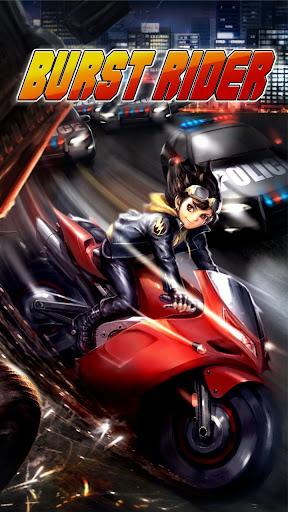 Burst Rider Moto Racing Game