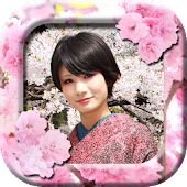 Sakura Photo Frames